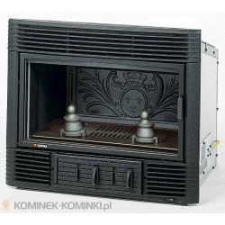 Kominek Supra - kaseta kominkowa 8kW Supra 644