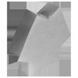 ( laser 13 ) trójnik kanałowy płaski Y