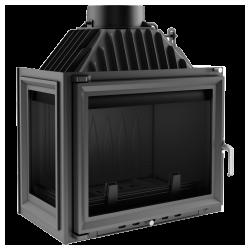 Wkład kominkowy KRATKI MAJA 8 kW lewy - kominek KRATKI