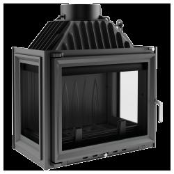 Wkład kominkowy KRATKI MAJA 8 kW lewy/prawy - kominek KRATKI