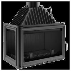 Wkład kominkowy KRATKI OLIWIA 18 kW lewy - kominek KRATKI