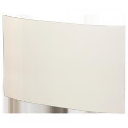 szkło kominkowe gięte panorama do Kozy K8 formatka