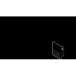 Wkład kominkowy KRATKI WIKTOR 14 kW gilotyna - kominek KRATKI