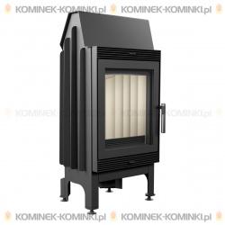 Wkład kominkowy KRATKI BLANKA 8 kW - kominek KRATKI