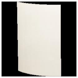 szkło kominkowe gięte panorama do Koza AB formatka