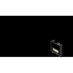 Wkład kominkowy KRATKI NADIA 14 kW gilotyna - kominek KRATKI