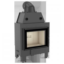 Wkład kominkowy KRATKI MBM 10 kW - kominek KRATKI
