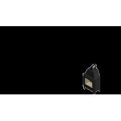 Wkład kominkowy KRATKI MBA 17 kW - kominek KRATKI
