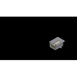 Pojemnik biokominka mały TÜV KRATKI