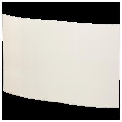 szkło kominkowe gięte panorama do Koza AB2 formatka