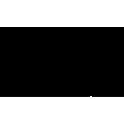piec wolnostojący Koza AB STAL NOGA GLASS z wylotem spalin fi 150