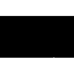 piec wolnostojący Koza AB STAL NOGA OBROTOWA GLASS z wylotem spalin fi 150