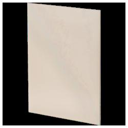szkło pyroliza do wkładu Maja - formatka okno boczne