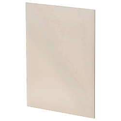 szkło pyroliza do wkładu Zuzia 700,Eryk 700 - formatka