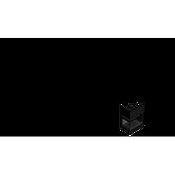 wkład kominkowy Zuzia lewy BS DECO