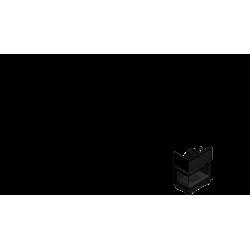 wkład kominkowy Oliwia lewy BS DECO