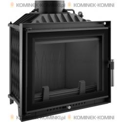 Wkład kominkowy KRATKI ANTEK 10 kW DECO + dolot - kominek KRATKI