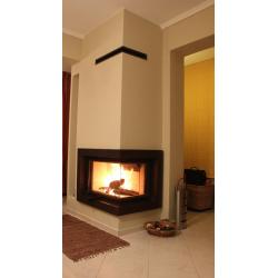Wkład kominkowy REGAL FIRE Corner L/R 80 - kominek REGAL FIRE