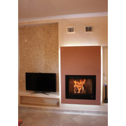 Wkład kominkowy REGAL FIRE Flat Optimal 80 - kominek REGAL FIRE