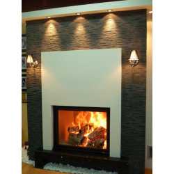 Wkład kominkowy REGAL FIRE Flat Optimal 95 - kominek REGAL FIRE