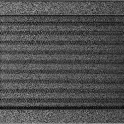 kratka 22/30 czarno-srebrna małe oko z żaluzją