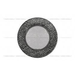 kratka fi 100 czarno-srebrna