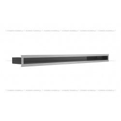 kratka wentylacyjna luft 60x1000 mm - szlifowany