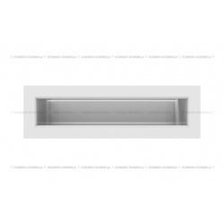 kratka wentylacyjna luft 60x200 mm - kolor biały