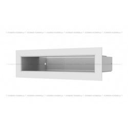 kratka wentylacyjna luft 60x200 mm - kolor biały SF