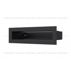 kratka wentylacyjna luft 60x200 mm - kolor czarny SF