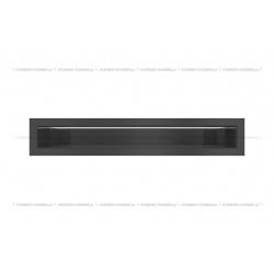 kratka wentylacyjna luft 60x400 mm - kolor czarny SF