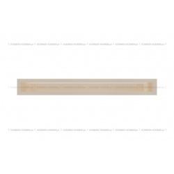 kratka wentylacyjna luft 60x600 mm - kolor kremowy SF