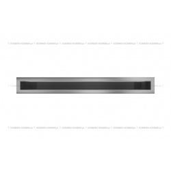 kratka wentylacyjna luft 60x600 mm - szlifowany