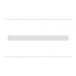 kratka wentylacyjna luft 60x800 mm - kolor biały