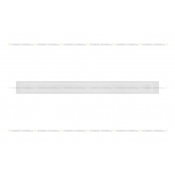 kratka wentylacyjna luft 90x1000 mm - kolor biały SF
