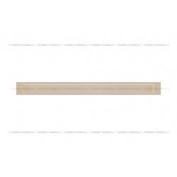 kratka wentylacyjna luft 90x1000 mm - kolor kremowy