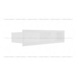 kratka wentylacyjna luft 90x400 mm - kolor biały