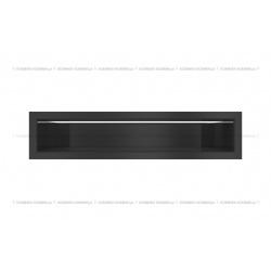kratka wentylacyjna luft 90x400 mm - kolor czarny SF