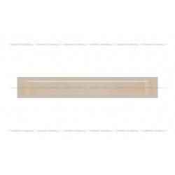 kratka wentylacyjna luft 90x600 mm - kolor kremowy