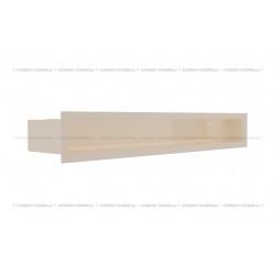 kratka wentylacyjna luft 90x600 mm - kolor kremowy SF