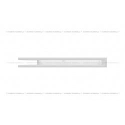 kratka wentylacyjna luft narożny standard 766x547x60 lewy bialy SF