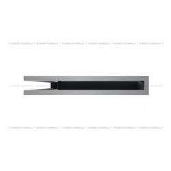 kratka wentylacyjna luft narożny standard 60x400x600 lewy szlifowany
