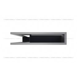 kratka wentylacyjna luft narożny standard 90x400x600 lewy szlifowany SF