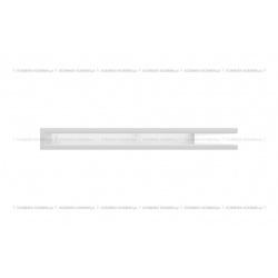 kratka wentylacyjna luft narożny standard 547x766x60 prawy biały SF