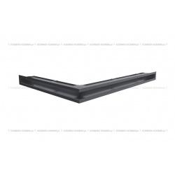 kratka wentylacyjna luft narożny standard 547x766x60 prawy grafitowy