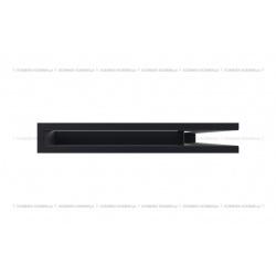 kratka wentylacyjna luft narożny standard 60x400x600 prawy czarny