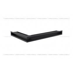 kratka wentylacyjna luft narożny standard 60x400x600 prawy grafitowy