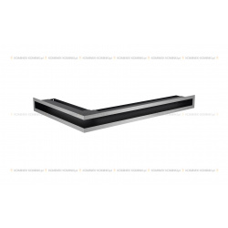 kratka wentylacyjna luft narożny standard 60x400x60 prawy szlifowany