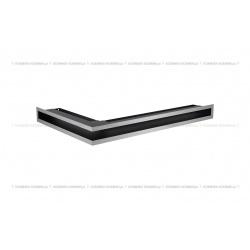 kratka wentylacyjna luft narożny standard 60x400x600 prawy szlifowany SF