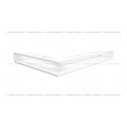 kratka wentylacyjna luft narożny standard 547x766x90 prawy biały